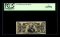 Fractional Currency:Third Issue, Fr. 1328 50c Third Issue Spinner PCGS New 62PPQ. This hand-signed Colby-Spinner note has large margins, good embossing and e...