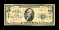 Alex, OK - $10 1929 Ty. 1 The First NB Ch. # 10193 A just plain scarce note from the only issuer in this tiny Grady Cou...