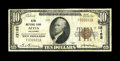 Altus, OK - $10 1929 Ty. 1 Altus NB Ch. # 12155 Large notes are unknown from this Altus bank, which was one of five iss...