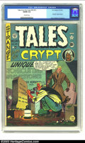 Golden Age (1938-1955):Horror, Tales From the Crypt #20 (EC, 1950) CGC VG/FN 5.0 Off-white pages.First issue of this classic title. Craig, Feldstein and I...