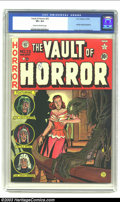Golden Age (1938-1955):Horror, Vault of Horror #23 (EC, 1952) CGC VF+ 8.5 Cream to off-whitepages. Graham Ingels biography. Used in Parade of Pleasure...
