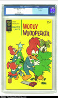 Bronze Age (1970-1979):Cartoon Character, Woody Woodpecker #115 File Copy (Gold Key, 1971) CGC NM+ 9.6Off-white pages. Walter Lantz Woody Woodpecker. Overstreet 2002...