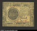 Colonial Notes:Continental Congress Issues, November 29, 1775, $7, Continental Congress Issue, CC-17, XF-...