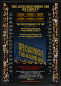 "Movie Posters:Documentary, Broadway: The Golden Age, by the Legends Who Were There (Dada Films, 2003). One Sheet (27"" X 40"") SS. Documentary...."