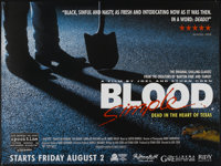"Blood Simple (Circle Films, R-1996). British Quad (30"" X 40""). Thriller"