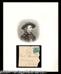 Autographs, George A. Custer