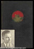 Autographs, Spike Jones 1929 High School Yearbook