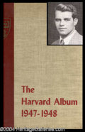 Autographs, Robert F. Kennedy 1947 College Yearbook