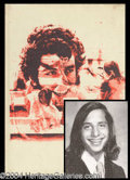 Autographs, Jon Lovitz 1974 High School Yearbook