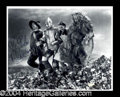 Autographs, Ray Bolger Signed Wizard of Oz Photo