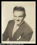Autographs, James Cagney Vintage Signed Photo
