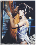 Autographs, Joan Collins Sexy Signed Photograph