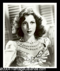 Autographs, Frances Dee Signed 8 x 10 Photo