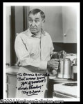 Autographs, William Demarest Signed 8 x 10 Photo