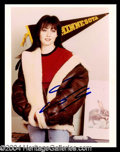 Autographs, Shannon Doherty Signed 90210 Photo