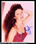 Autographs, Julia Louis-Dreyfus Signed Photo