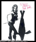 Autographs, Jane Fonda Signed Photo