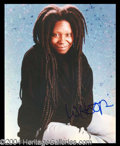 Autographs, Whoopi Goldberg Signed Photo