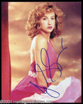 Autographs, Jennifer Grey