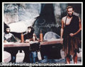 Autographs, Charlton Heston Planet of the Apes Signed Photo
