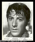 Autographs, Dustin Hoffman Graduate Signed Photo