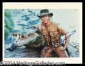 Autographs, Paul Hogan Signed Photo