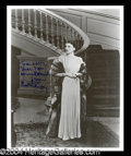 Autographs, Leatrice Joy