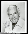 Autographs, Ted Knight Signed Photo