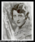 Autographs, Patsy Ruth Miller Signed 8 x 10 Photo