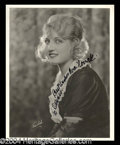 Autographs, Eva Novak Vintage Signed Photo`