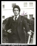 Autographs, Al Pacino Rare Signed Photo