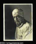 Autographs, Otis Skinner Vintage Signed Photo