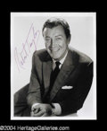 Autographs, Robert Taylor Vintage Signed Photograph