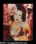 Autographs, Jennifer Tilly Busty Signed Photo