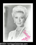 Autographs, Lana Turner