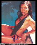 Autographs, Gabrielle Union Super Hot Signed Photo
