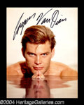 Autographs, Casper Van Dien Signed Photo