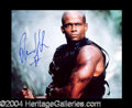 Autographs, Mario Van Peebles Signed Photo