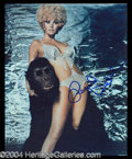 Autographs, Raquel Welch Signed Photo