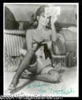 Autographs, Raquel Welch Sexy Signed Photo