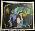 Autographs, Wizard of Oz Ray Bolger Signed Litho