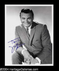 Autographs, Frankie Laine Signed 8 x 10 Photo