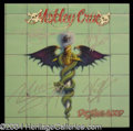 Autographs, Motley Crue Group Signed Album