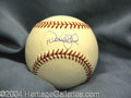 Autographs, Derek Jeter Beautiful Signed Baseball