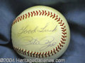 Autographs, Pete Rose Vintage Signed Baseball