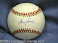 Autographs, Tom Seaver Signed Baseball