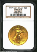 High Relief Double Eagles: , ST.GAUDENS High Relief MS63 NGC. ...