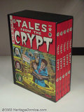 Golden Age (1938-1955):Horror, EC Reprint Library Tales from the crypt (Russ Cochran, 1979). ...