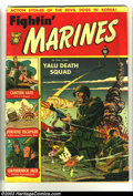Fightin' Marines #2 (St. John, 1951) Condition: GD/VG. You've seen his famed covers. With this unslabbed book, check out...