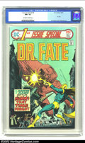 Bronze Age (1970-1979):Superhero, 1st Issue Special #9 (DC, 1975) CGC NM- 9.2 Off-white to white pages. Dr. Fate; Joe Kubert cover, Simonson art. Overstreet 2...